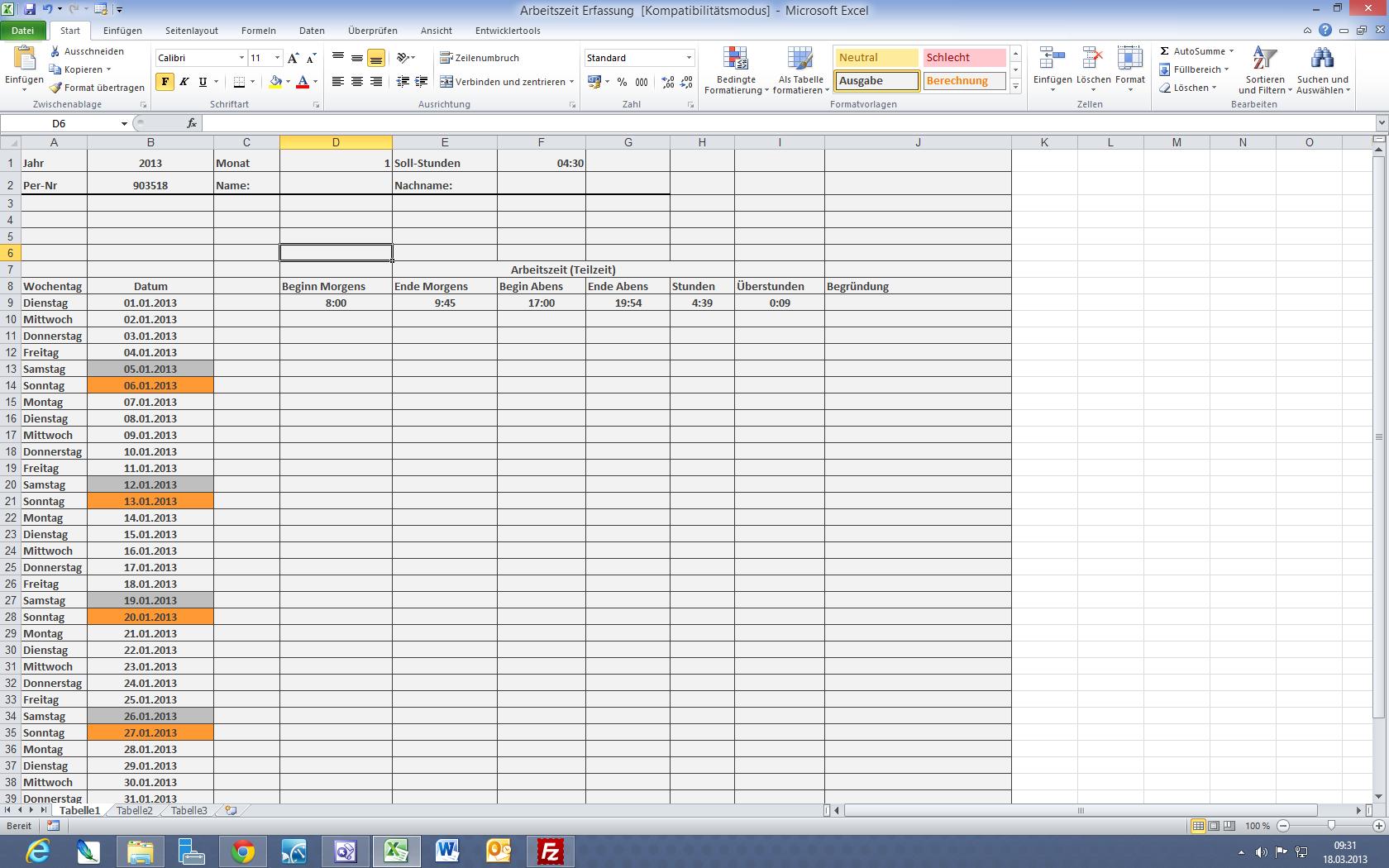Angebotsvergleich Mit Excel 102 Downloads Vorlagen De 7