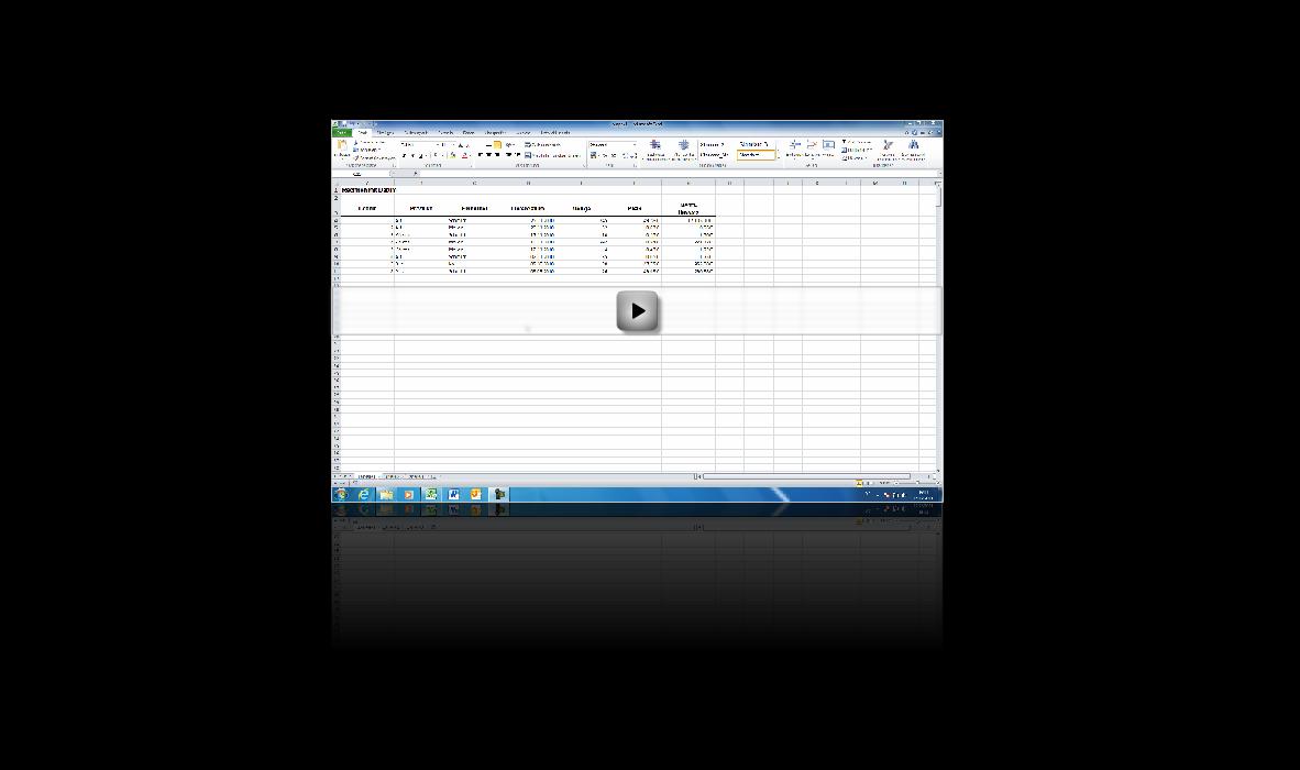 Herzlich wilkommen bei Kostenlose Excel Vorlagen